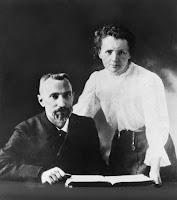Maria i Piotr Curie 1903