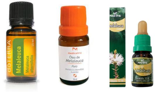 oleo de melaleuca acne