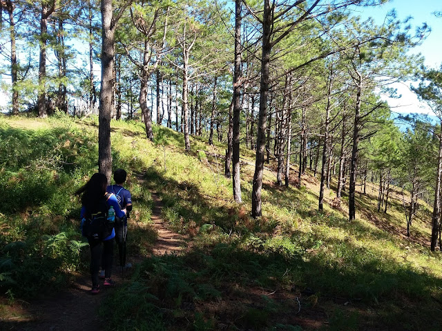Ampucao-Sta.Fe Ecotrail: The Mini Mt.Ugo-like Trail