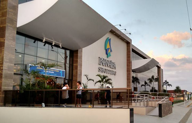 Resultado de imagem para Parnahyba Sport Club inaugura quiosque no Parnaíba Shopping