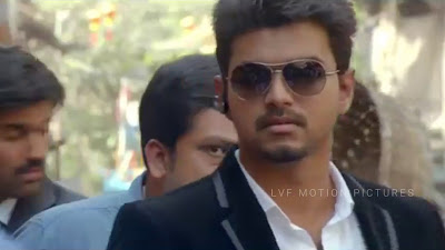 Vijay Wearing Goggle HD Picture