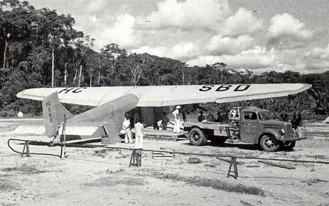 Ford Trimotor Oriente Ecuatoriano