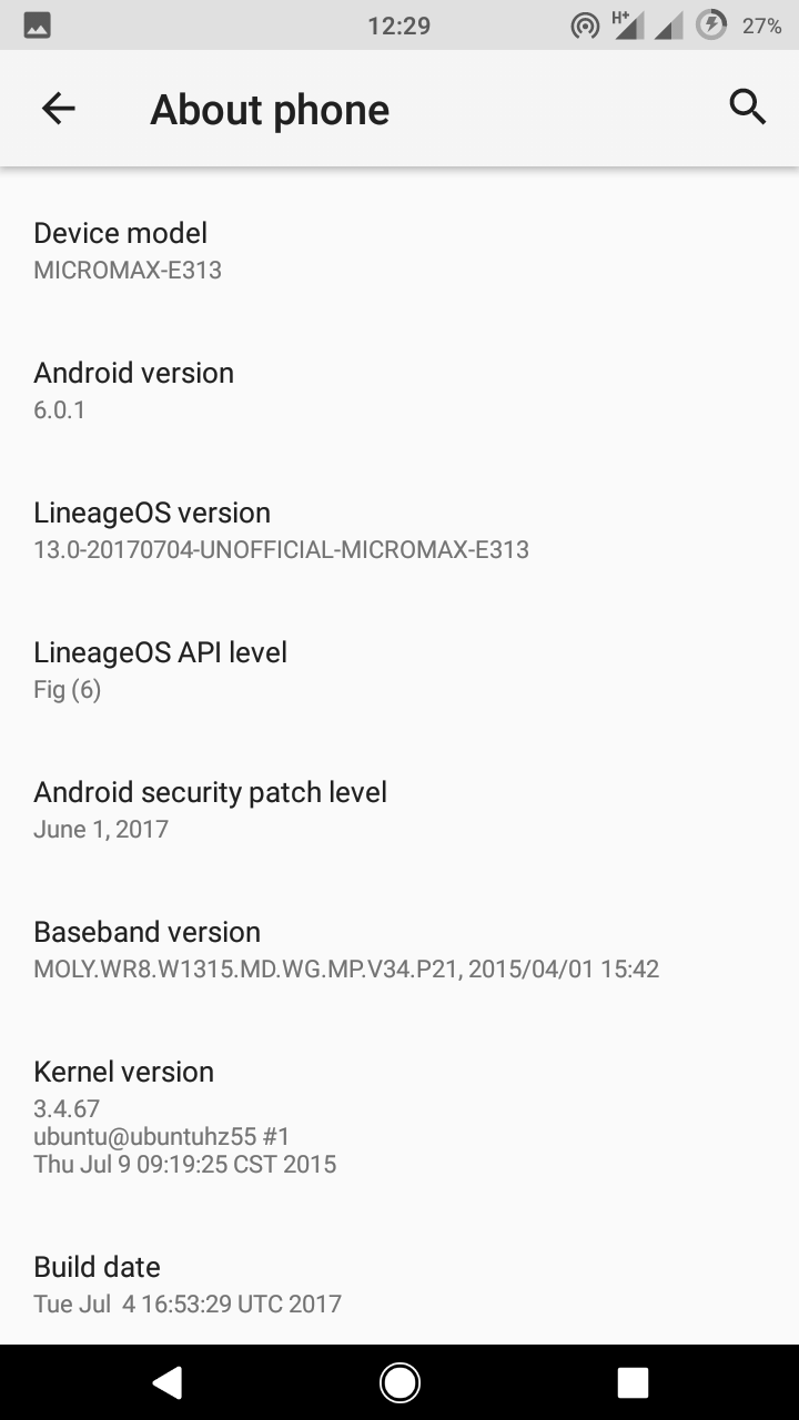 Mm Mod V5 Mt6592 3 4 67 For Micromax E313 Android