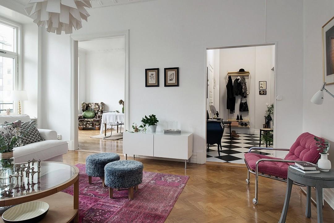 d couvrir l 39 endroit du d cor du rose framboise. Black Bedroom Furniture Sets. Home Design Ideas
