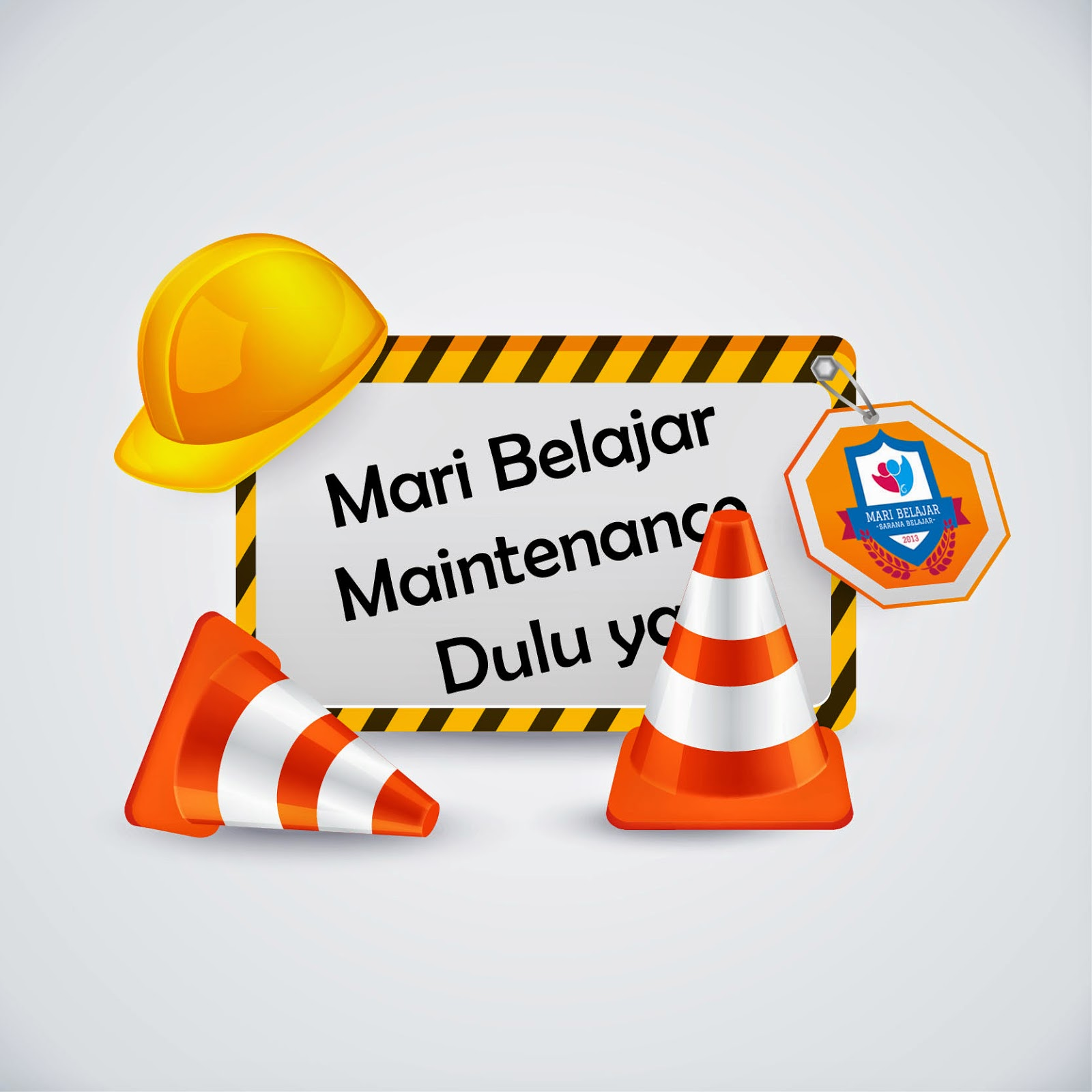 Maintenance 31 Januari 2015