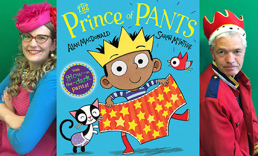 Lollies Blog Tour:The Prince of Pants #Lollies2017