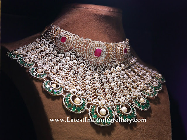 Manjula Jewels Bridal Necklace