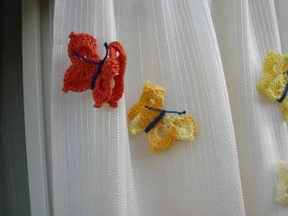 Bijoux  Co 12  Piccole decorazioni per le tende