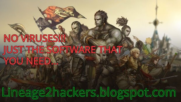 Lineage 2 Hacks, Cheats And More    No Viruses! Just Ads!