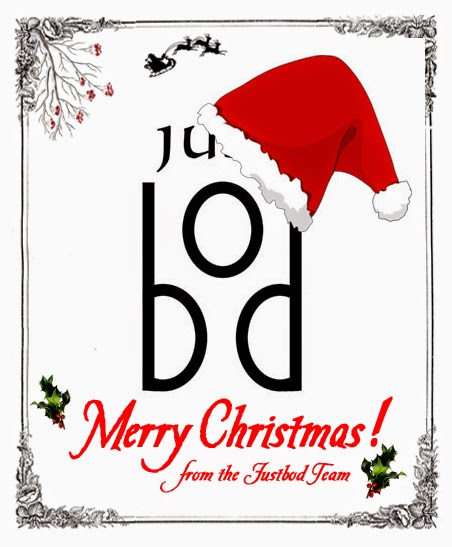 Merry Christmas from the Justbod Team!
