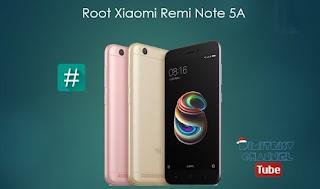 Cara Root Xiaomi Redmi Note 5A Tanpa PC dan Dengan PC