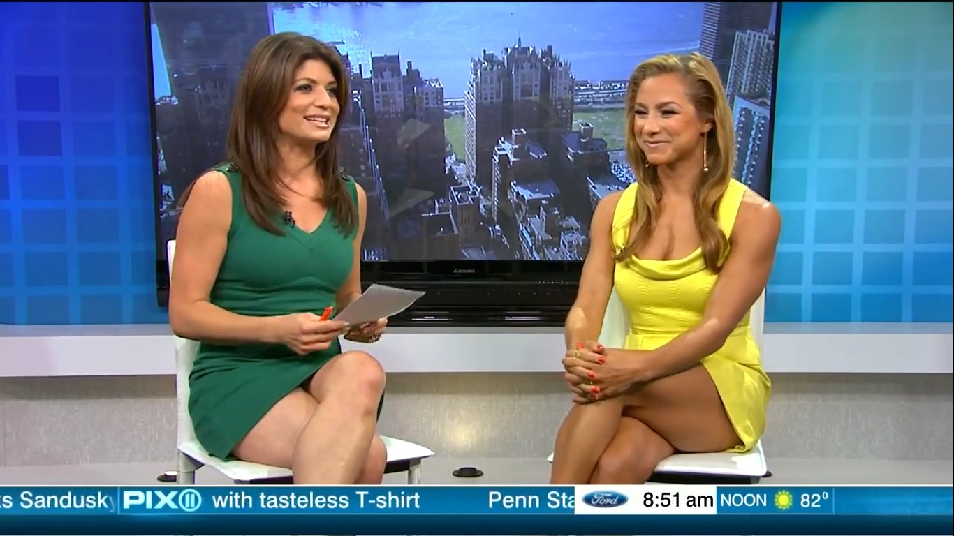 Think, sexy tv ladies legs upskirt qvc fox news speak this