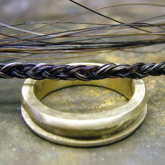 Gold Horseshoe Nipple Ring