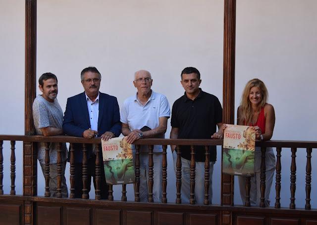 Delirium Teatro presenta la obra del palmero Antonio Tabares que recrea la tragedia de la desaparición del pesquero 'Fausto'  Opciones