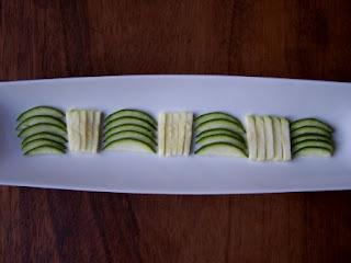 Pennette rigate con speck e zucchine