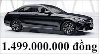Giá xe Mercedes C200 2020