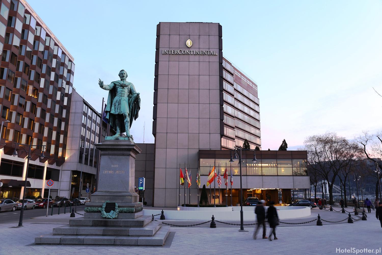InterContinental Budapest - recenzja hotelu
