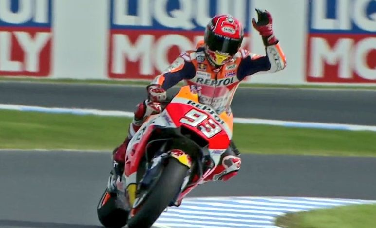 Vedere replica Gp Australia MotoGP 2017