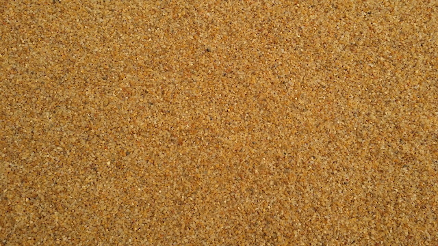 ( Coarse Sand Size ( 1 : 2 mm