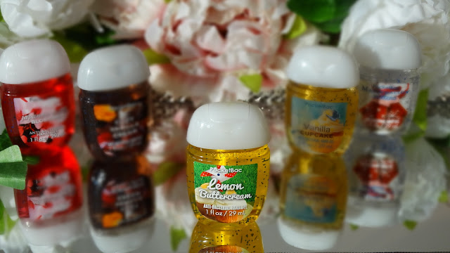 revue gel anti bacterien lemon buttercream bath and body works review avis test