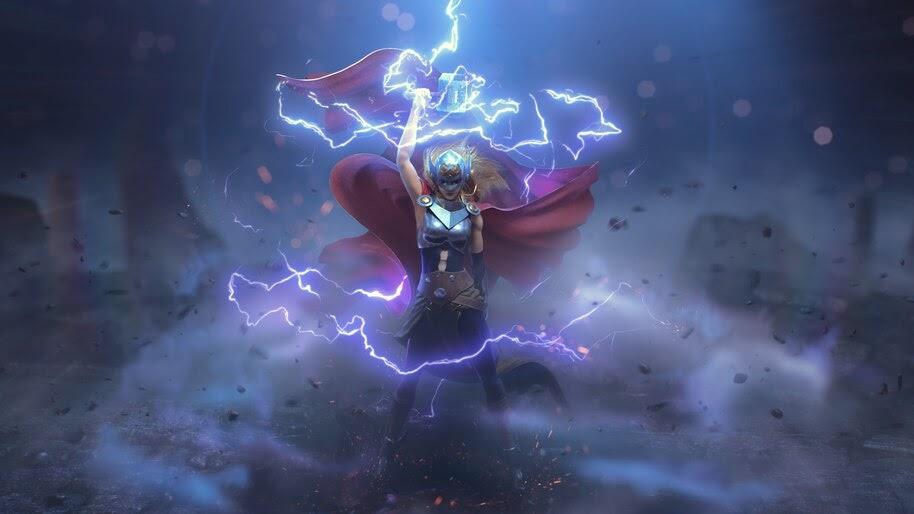Jane Foster, Thor, 4K, #4.229