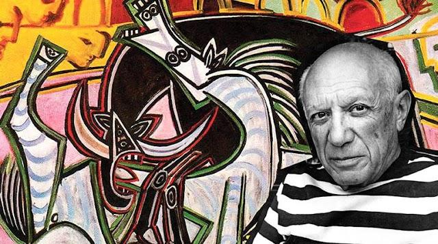 Picasso 2020,  un placer del.Mundo