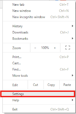 فتح المواقع المحجوبة عن طريق تغيير البروكسي في المتصفح