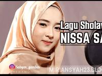 Download Lagu Sholawat Nabi Nissa Sabyan MP3 Paling Merdu