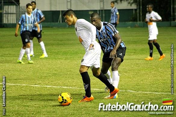 Grêmio perde primeiro jogo da final do Brasileiro Sub17 aa8d564e38ecf