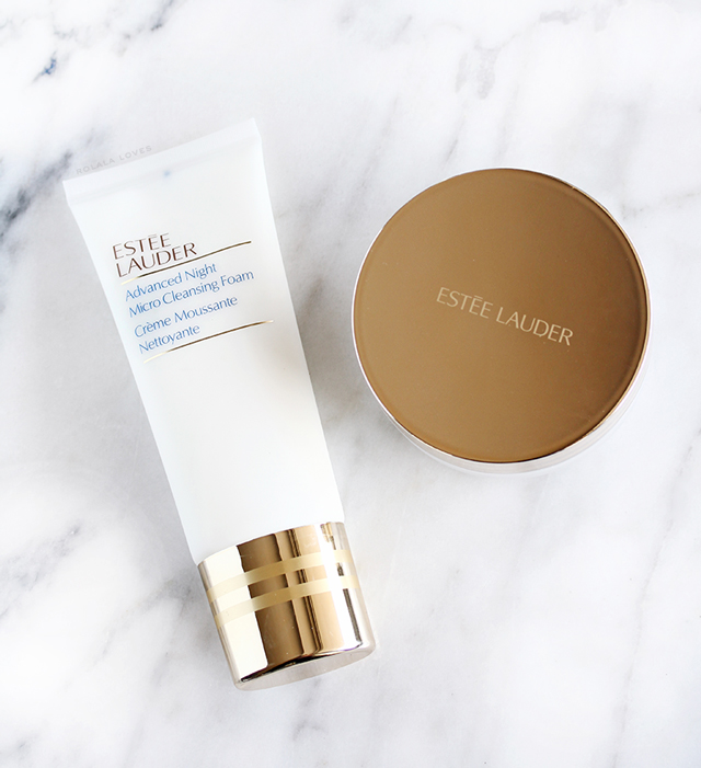 Estee Lauder Advanced Night Micro Cleansing Foam Review, Estee Lauder Advanced Night Micro Cleansing Balm, Estee Lauder Advanced Night Micro Cleansing Balm Review, Estee Lauder Advanced Night