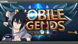 Naruto Senki Mod MLBB Menu Remod by Andri Apk Terbaru