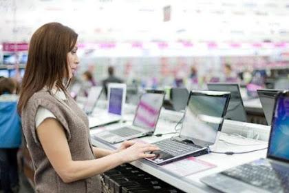 Memilih Laptop Atau Notebook Untuk Kuliah