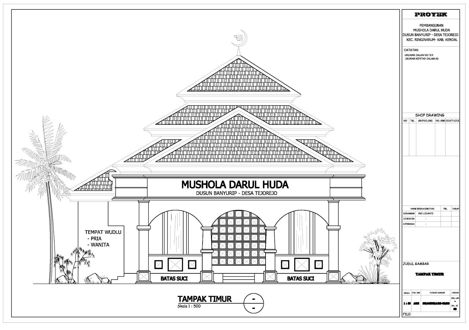 Image Result For Gambar Rumah Di Kampung Jawa