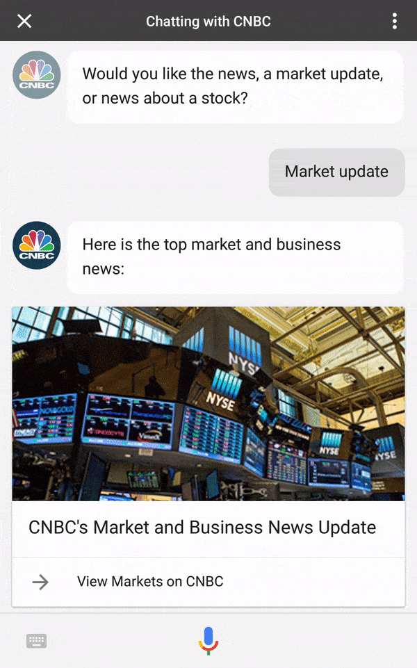 2 new features: New Analytics tool and more Google Assistant
