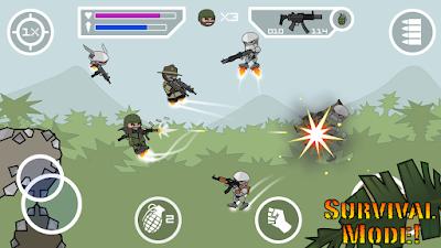 لعبة Doodle Army 2 Mini Militia مهكرة , أندرويد, مهكرة, كاملة للاندرويد, آخر تحديث, تنزيل لعبة ميني ميليشيا مهكرة الدم, تهكير لعبة ميني ميليشيا بدون روت, تحميل لعبة ميني ميليشيا مهكرة اخر اصدار