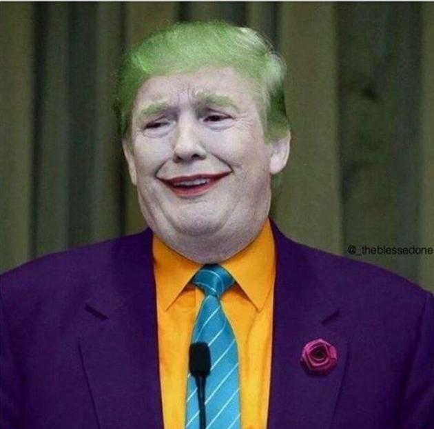 #trump #TheJoker