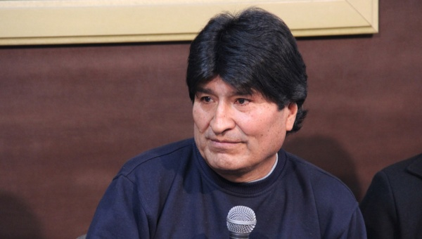 Gobierno derrotó nuevamente golpe de Estado, dijo Morales