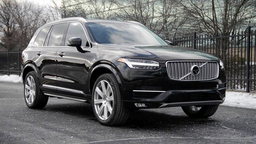 2018 Volvo Xc90 Release Date Changes Redesign
