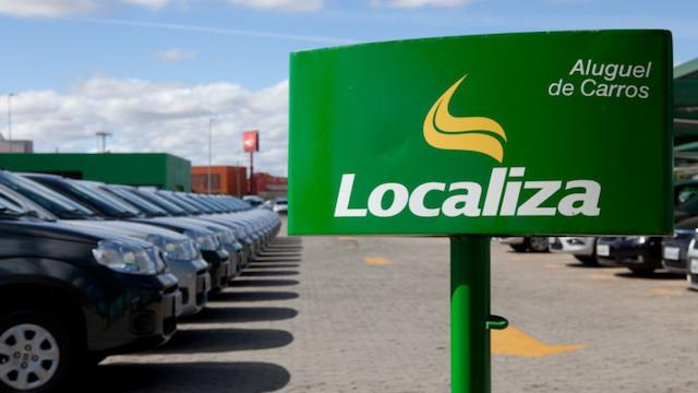 Rent a car Localiza