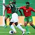 Jogador marroquino paralímpico é suspeito de enxergar