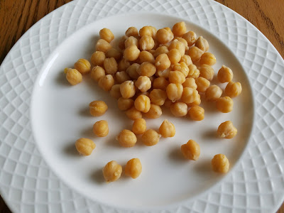 homemade chickpeas