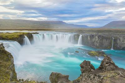 L'été en Islande