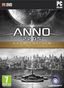 Anno 2205 Gold Edition MULTi6-ElAmigos