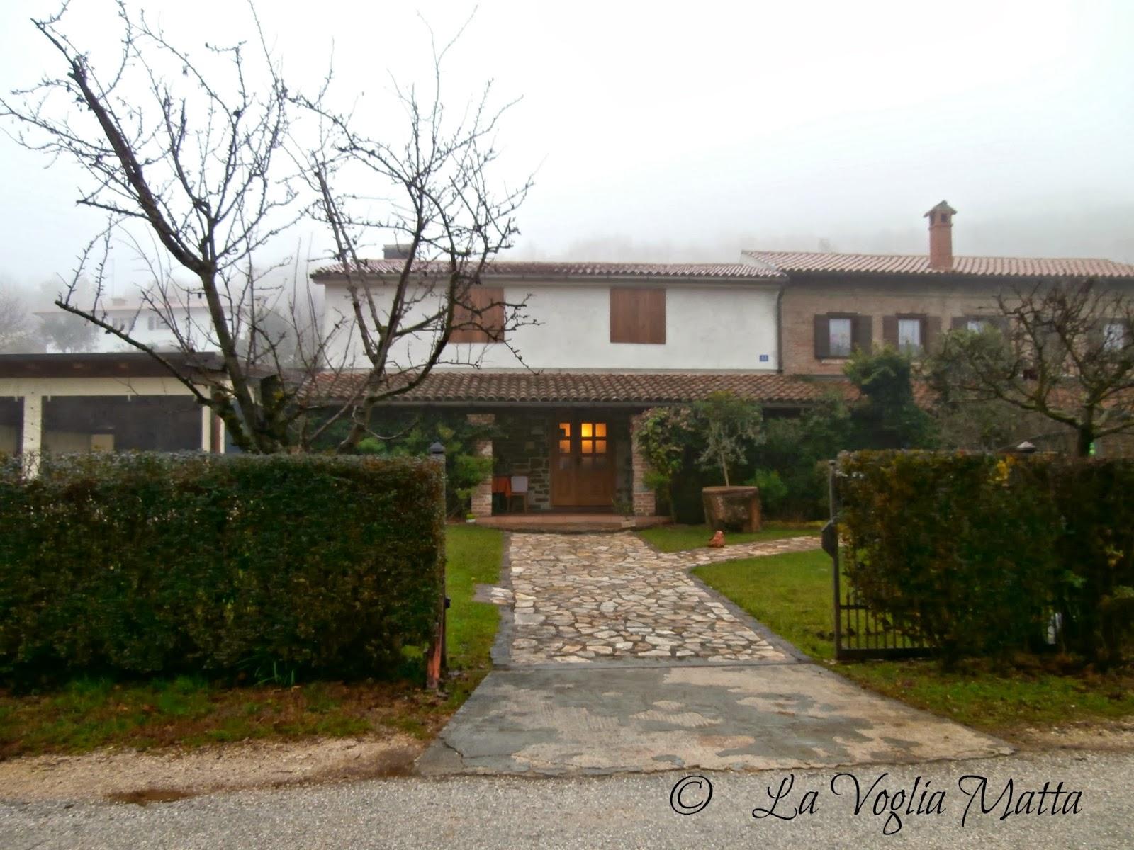 Stari Podrum a Momiano in Istria