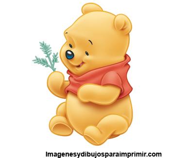 Winnie The Pooh Bebe Para Imprimir Imagenes Y Dibujos Para Imprimir