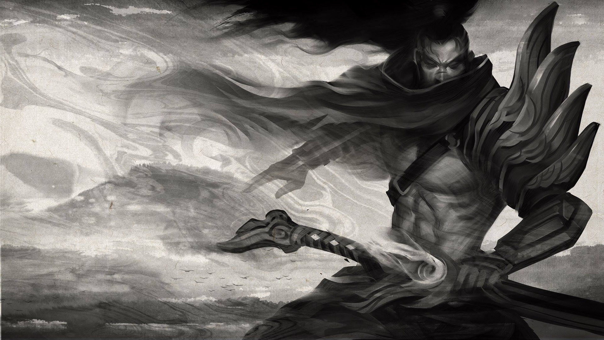 Yasuo 1920x1080 6e Wallpaper HD