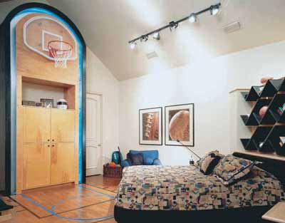 Second Chance To Dream Teen Boy Bedroom Ideas