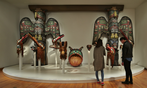 Seattle Art Museum of Native Art is participating in Seattle Museum Month