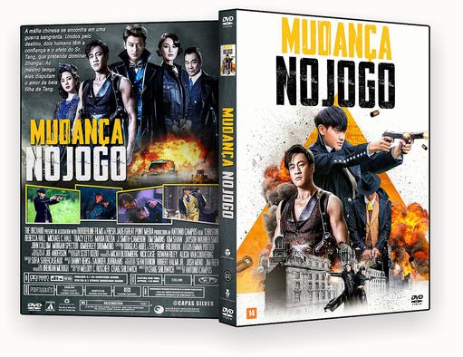 DVD – Mudança no Jogo – ISO