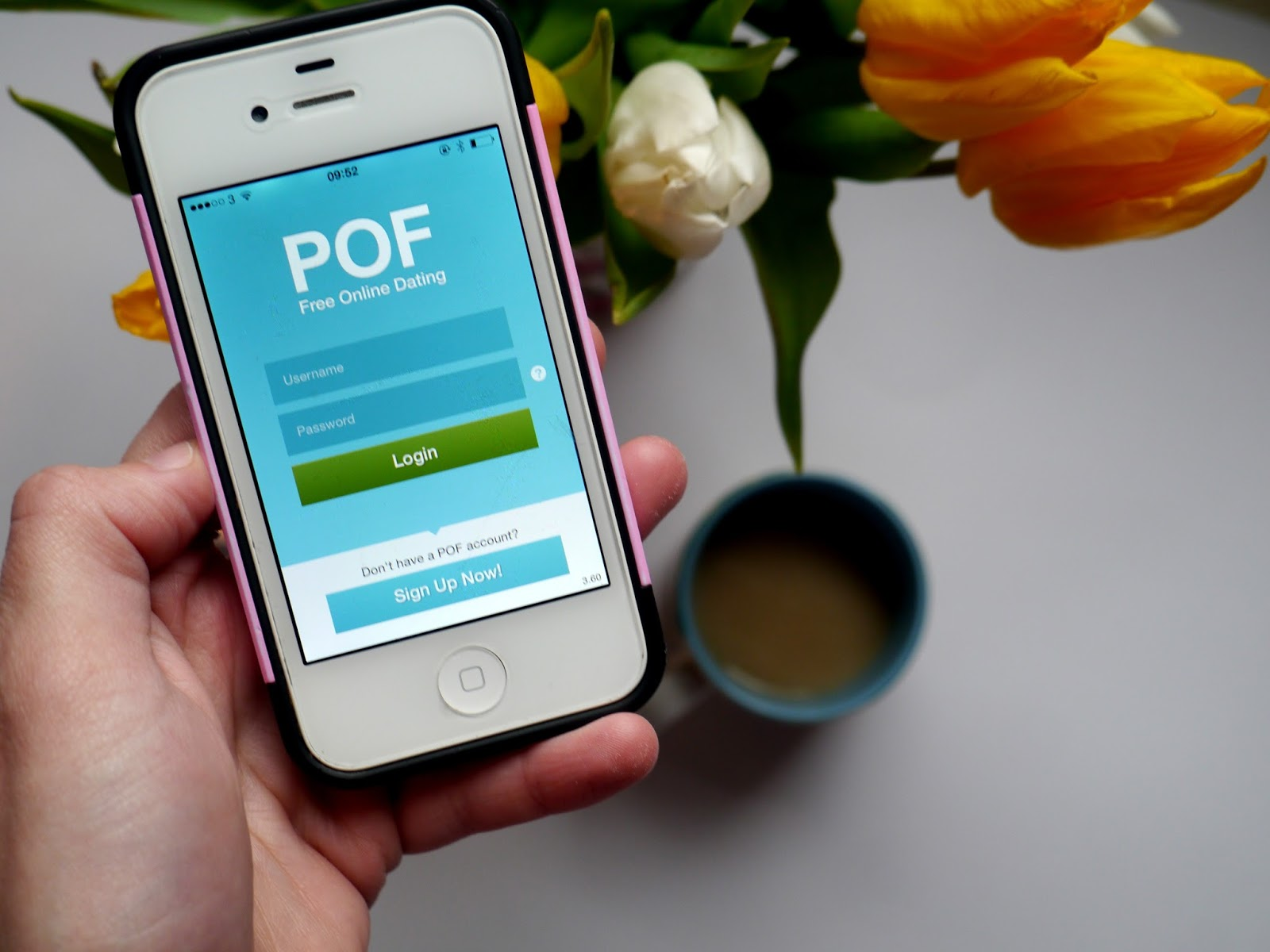 My Experience of Online Dating with POF  | Carpe Diem Emmie